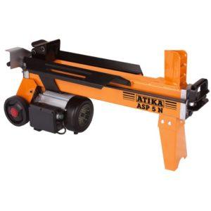 Holzspalter orange