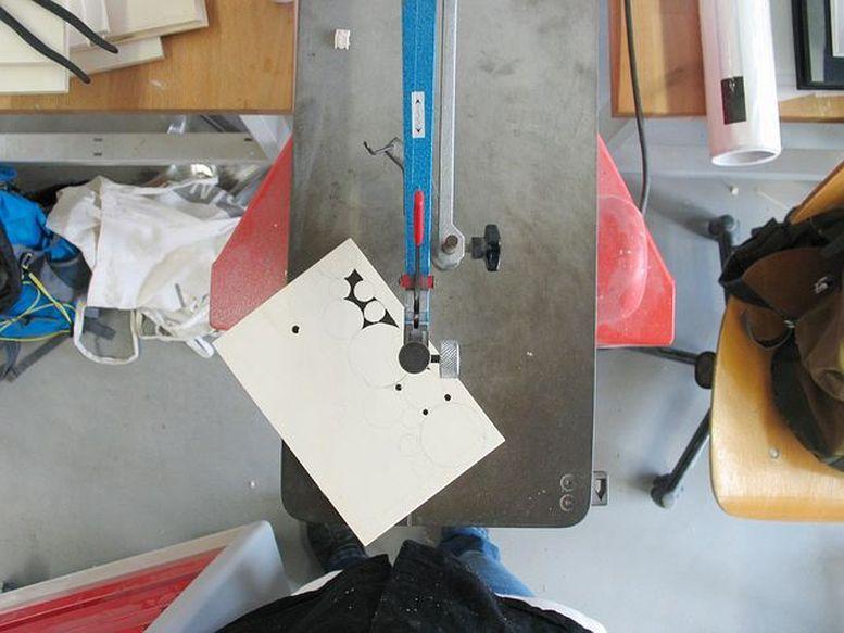 Elektrische Laubsäge-1
