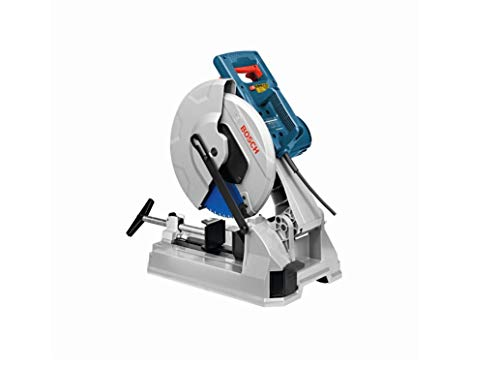 Bosch Professional Metalltrennsäge GCD 12 JL (1.500 min-1 Leerlaufdrehzahl, 20,0 kg Gewicht, Kreissägeblatt für Stahl)